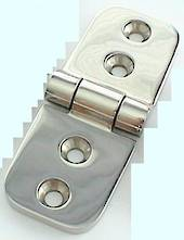 86 x 34mm S/Steel Hinge